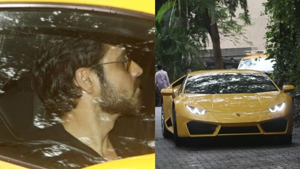 Emraan Hashmi's joined the Lamborghini Club – Social Media Getting Excited, See Video