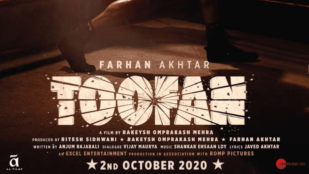 Toofan First look, Release Date, and Cast