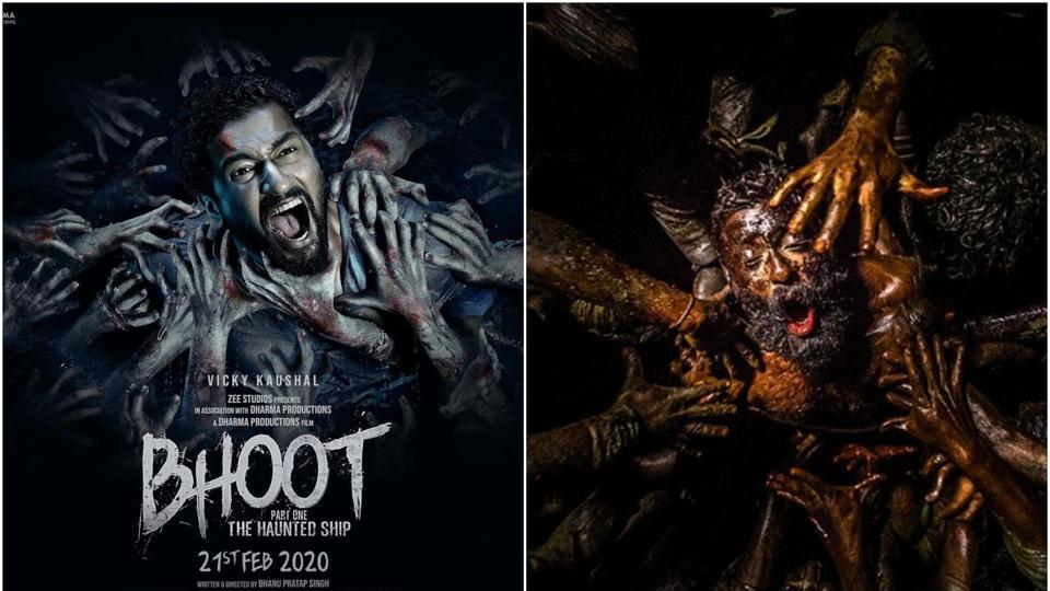 Bhoot – The Haunted Ship first poster