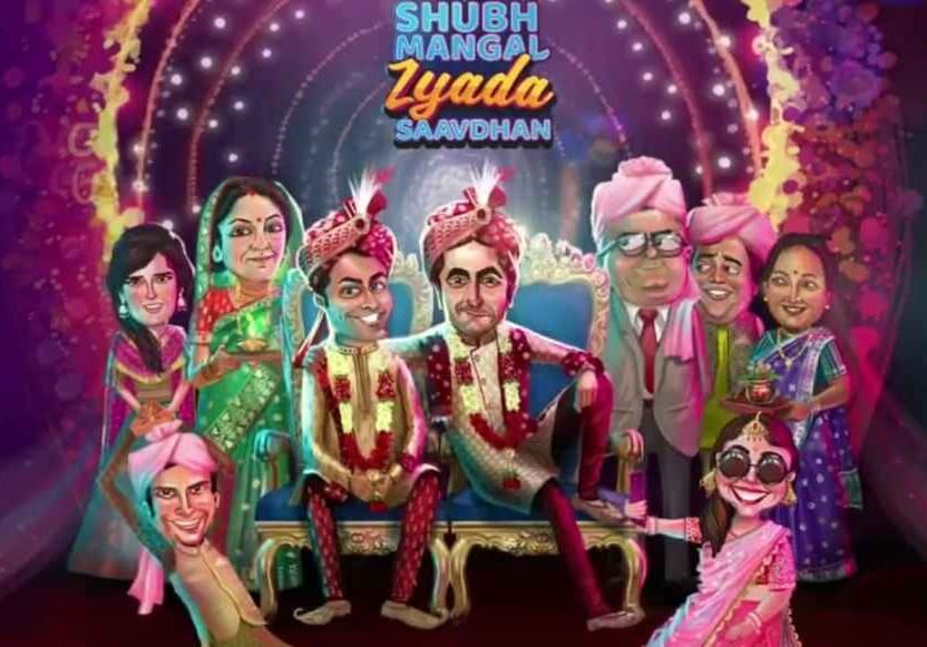 Shubh Mangal Zyada Saavdhan: Trailer, Release Date, Cast, Song and more