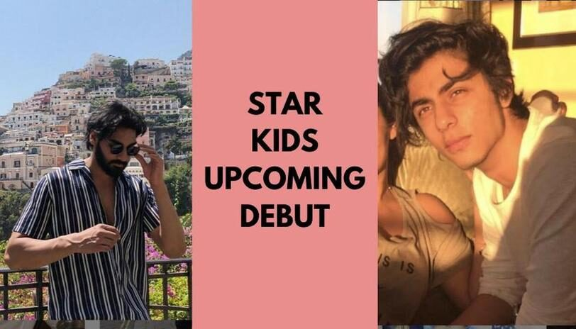 14 Star Kids Who May Debut In Bollywood Films Soon