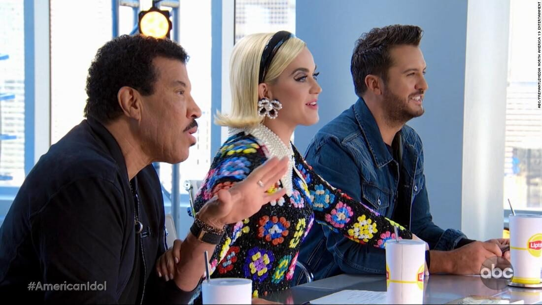 'American Idol' is back and one judge was already brought to tears