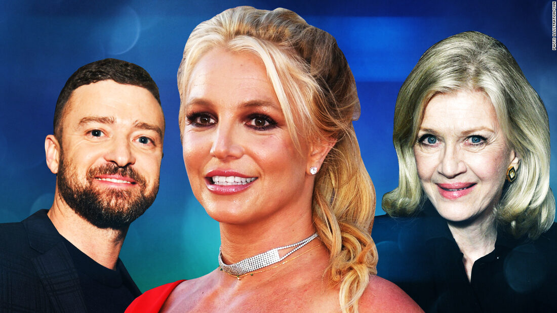 Analysis: Britney Spears love is late coming, but powerful