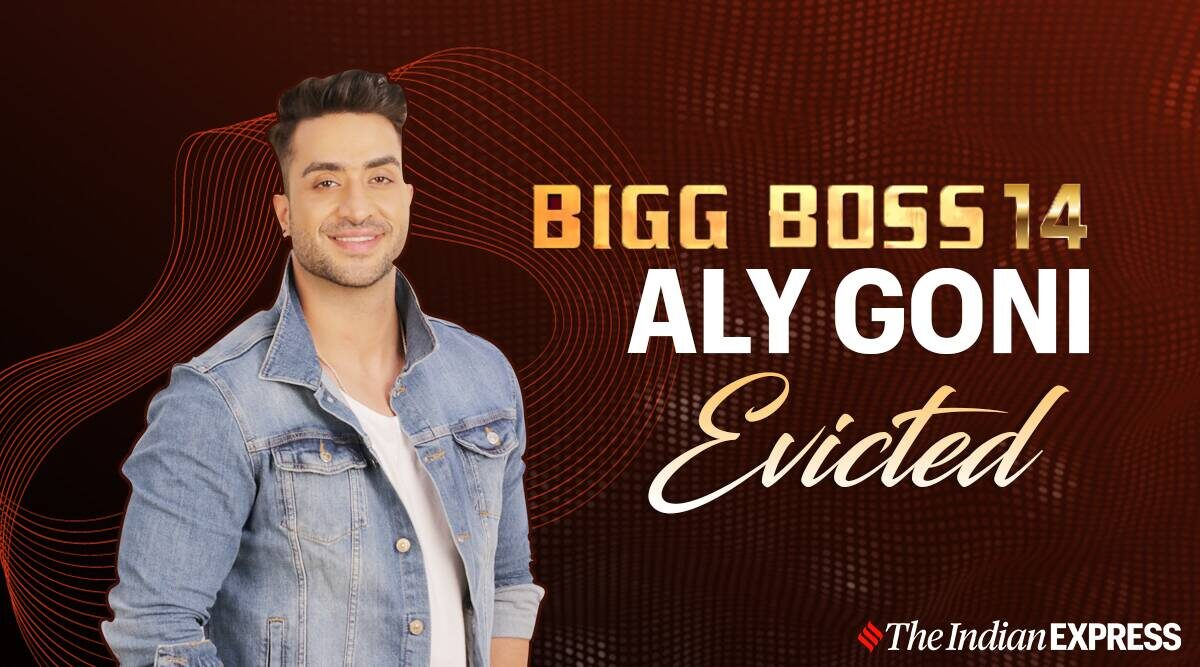 Bigg Boss 14: Aly Goni evicted with least votes, race for trophy continues between Rahul Vaidya and Rubina Dilaik