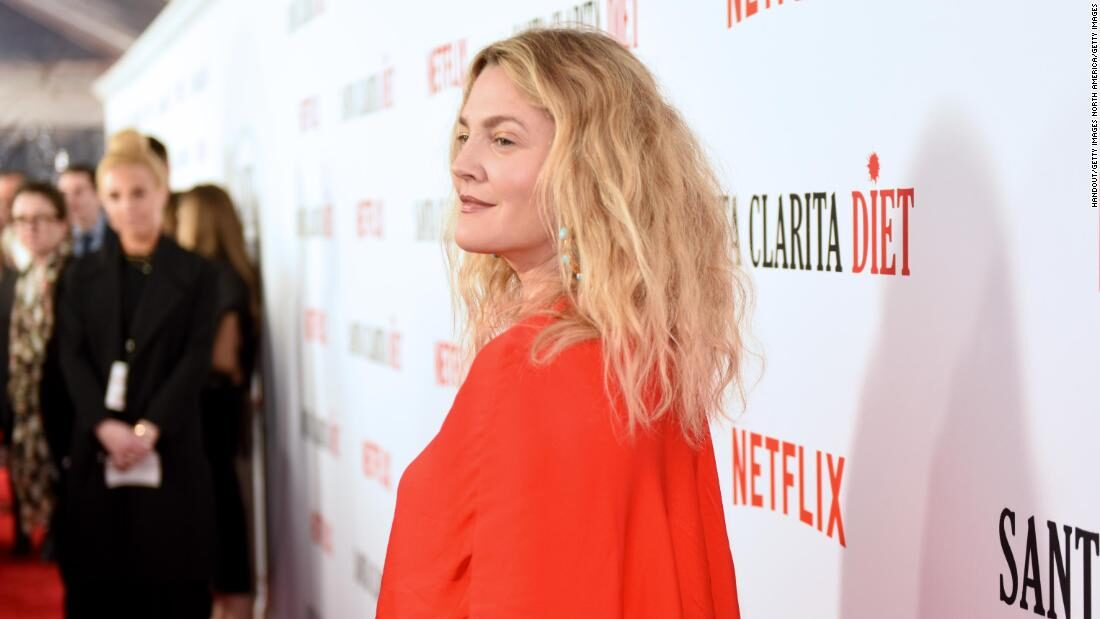 Drew Barrymore talks about her experience in a 'psychiatric ward' at 13
