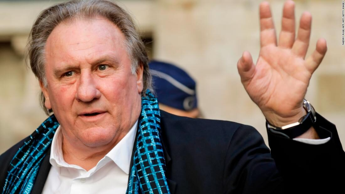 French actor Gérard Depardieu under investigation for alleged rape and sexual assault