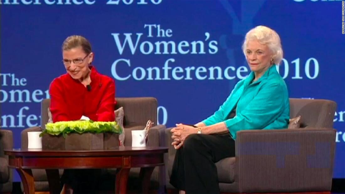 Review: 'Ruth – Justice Ginsburg In Her Own Words' gives RBG the last word on her legacy