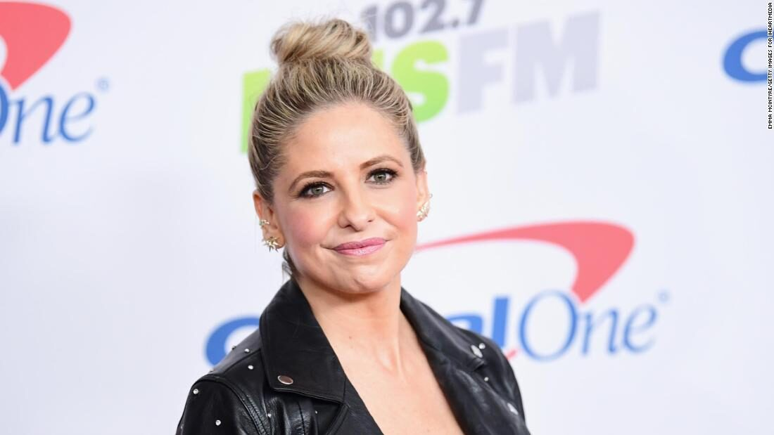 Sarah Michelle Gellar says no to doing potential 'Buffy the Vampire Slayer' reboots