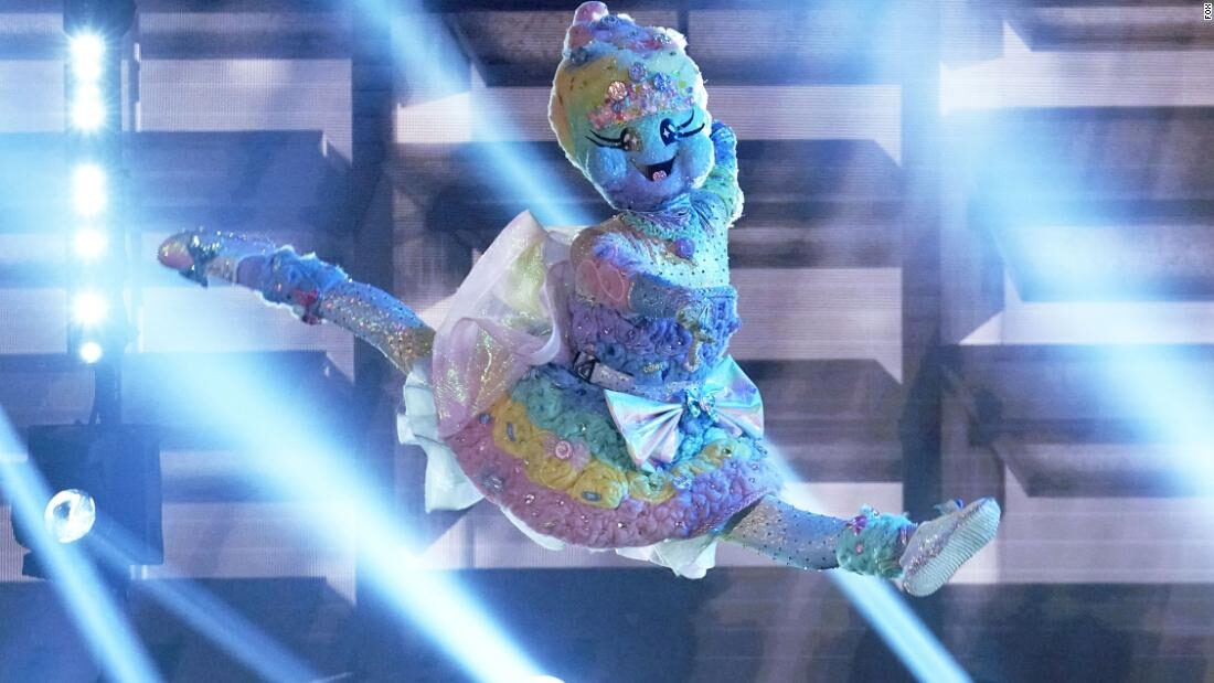 'The Masked Dancer' finale reveals identity of the last three celebrities